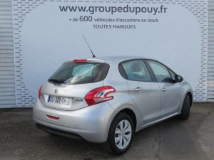 Peugeot 208 1.4 HDI 68CH BVM5 ACTIVE 2014