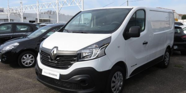 Renault TRAFIC 2015 FGN L1H1 1000 KG DCI 120 ENERGY GRAND CONFORT