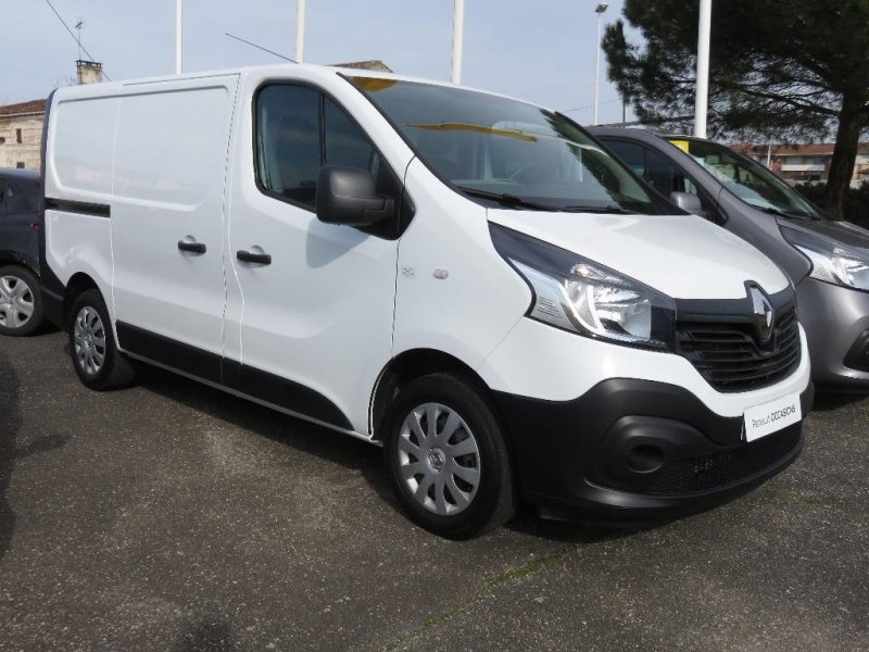 Renault trafic 2015 fgn l1h1 1000 kg dci 120 energy grand for Garage renault denain occasion